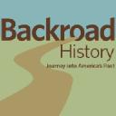 Backroad History Magazine logo