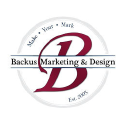 Backus Marketing & Design logo