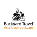 Backyard Travel logo icon