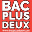 Bacplusdeux logo icon