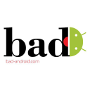 Bad Android logo icon
