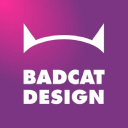 BadCat Design logo