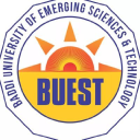 Baddi University logo