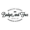 Badger and Fox logo