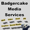 Badgercake Media Services logo