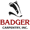 Badger Carpentry, Inc. logo