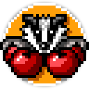 BadgerPunch Games logo