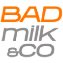 Bad milk logo