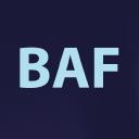 BAF Graphics logo