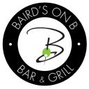 Baird's On B - Bar & Grill logo