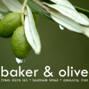 Baker And Olive logo icon