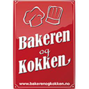 Bakeren Og Kokken logo icon