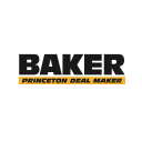 Baker Chrysler Jeep Dodge Ram logo icon