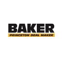 Baker Jeep logo icon