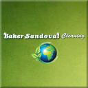 Baker Sandoval Cleaning logo