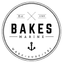 Bake's Marine Center logo