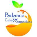 Balance Cafe & Smoothies logo