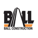 Ball Construction logo