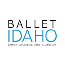 Ballet Idaho logo icon