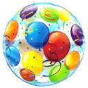 Balloons logo icon
