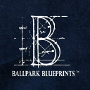 Ballpark Blueprints logo icon