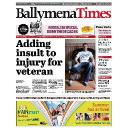 Ballymena Times logo icon