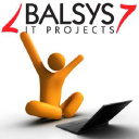 Balsys IT Projects logo