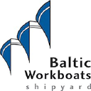 Baltic Workboats logo icon