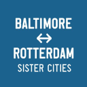 Baltimore Rotterdam Sister City Committee logo