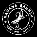 Banana Banner logo icon