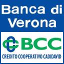 Banca di Verona credito cooperativo cadidavid logo