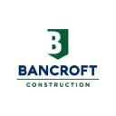 Bancroft Construction Company logo icon