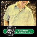 Band Box Cleaners & Laundry logo