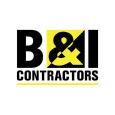 B & I Contractors Inc. Logo