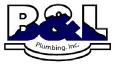 B&L Plumbing Logo