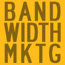 Bandwidth Marketing logo icon
