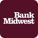 Bank Midwest, One Place logo