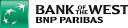 Logo for Bank of the West