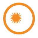Baptiste Yoga logo icon