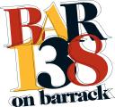 Bar 138 on Barrack logo