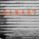 Barak7 logo icon