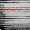 barak7.com logo icon