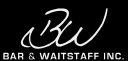 Bar and Wait Staff Inc. logo