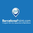 Barcelonapoint logo icon