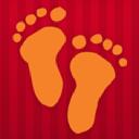 Barefoot Books logo icon