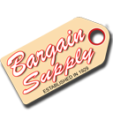 – Bargain Supply Company logo icon