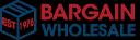 Bargain Wholesale logo
