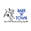 Bark 'N' Town Pet Resort and Day Spa logo