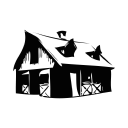 Barn and Willow logo
