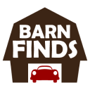 Barn Finds logo icon
